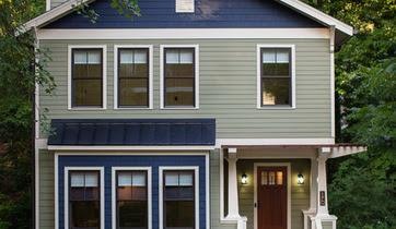 What's The Most Popular New Exterior Color for Homes??